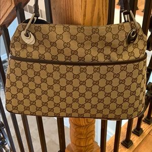 Gucci bag not a common find